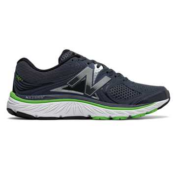 New Balance 940v3, Thunder with Energy Lime