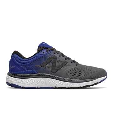 New Balance 940v4, Magnet with Marine Blue
