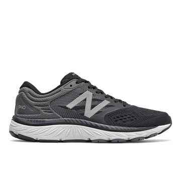 New Balance 940v4, Black with Magnet