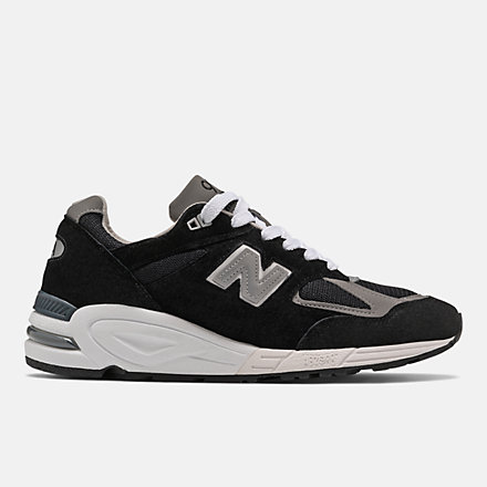 New Balance Made in US 990v2, M990BL2 image number null