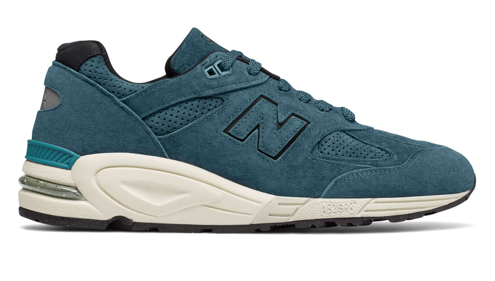 New Balance 990v2 Made in US Color Spectrum Men's Made in USA Shoes - (M990-V2CS) hLd1z