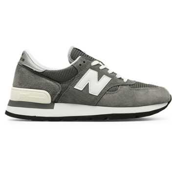 New Balance Made in US 990 Bringback, Grey with White
