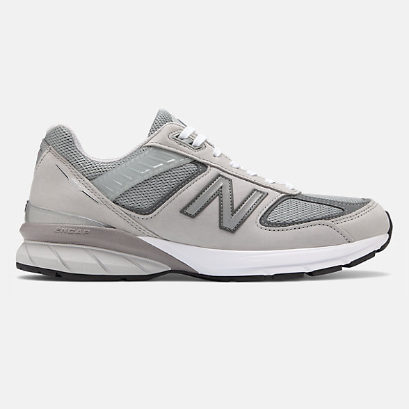 NB Made in US 990v5 with Nubuck, M990IG5