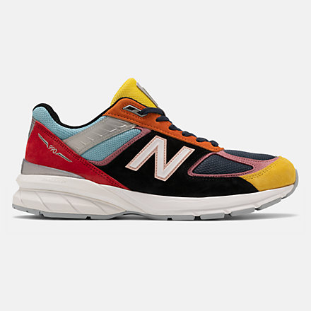 New Balance Made in US 990v5 Kawhi, M990KL5 image number null