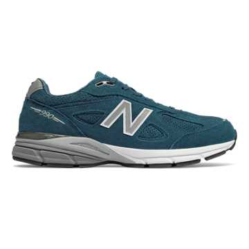 New Balance Mens 990v4 Made in US, North Sea