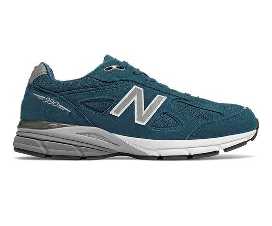 2fdb619696fd3 Men's 990v4 Made in US Running Shoes - New Balance