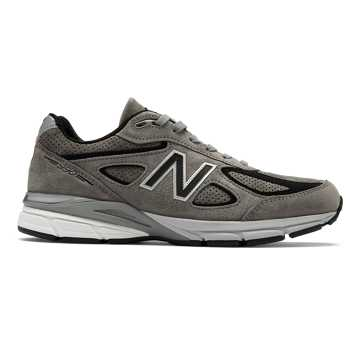New Balance Mens 990v4 Made in US, Marblehead with Black