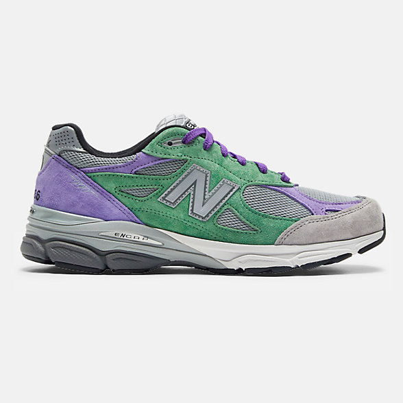 New Balance Stray Rats x DC The Joker 990v3, M990SR3