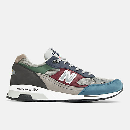 New Balance MADE IN UK 991.5, M9915SPK image number null