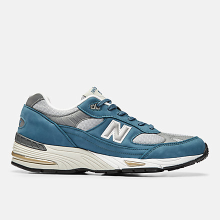 NB Made in UK 991, M991BSG image number null