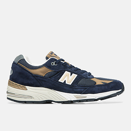 NB MADE IN UK 991, M991DNB image number null