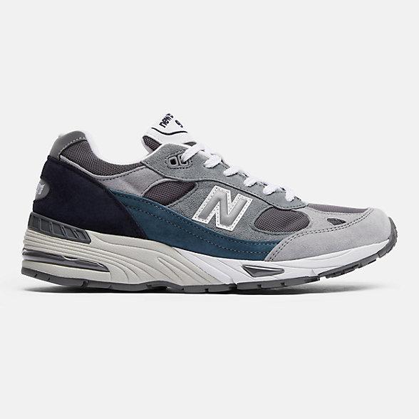 NB Made in UK 991, M991GBT