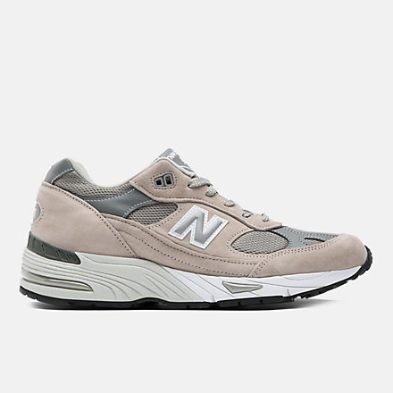 NB Made in UK 991 Leather, M991GL image number null