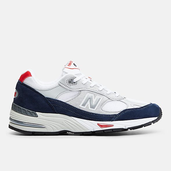 NB Made in UK 991, M991GWR