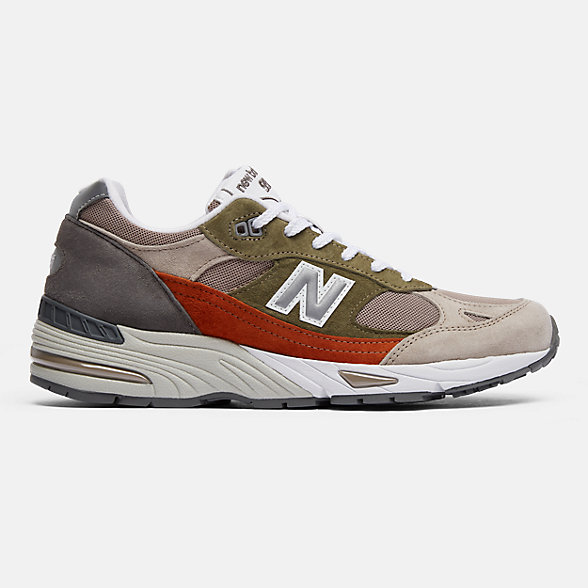 NB Made in UK 991, M991NGO