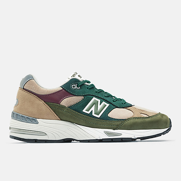 NB Made in UK 991, M991NTG