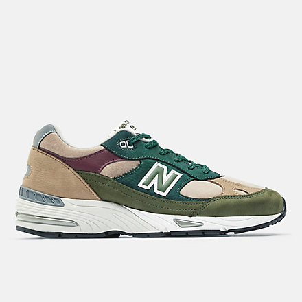 NB Made in UK 991, M991NTG image number null
