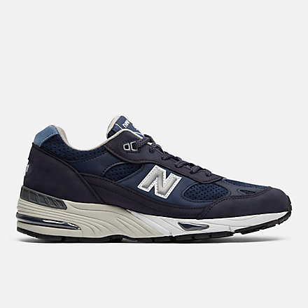 NB Made in UK 991, M991NVT image number null