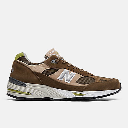 NB 991 Made in UK, M991OLB image number null