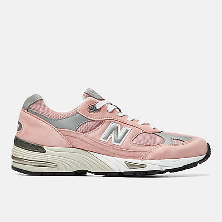 NB MADE in UK 991, M991PNK image number null