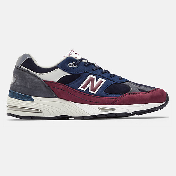 NB Made in UK 991, M991RKB
