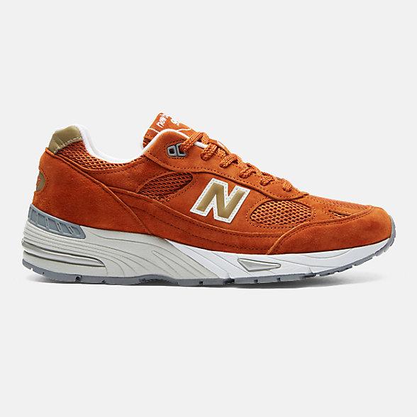 NB Made in UK 991, M991SE