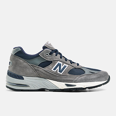NB 991 Made in UK, M991SGN image number null