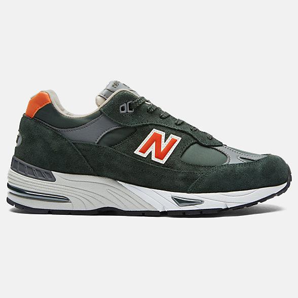 NB 991 Made in UK, M991TNF
