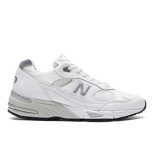 NB Made in UK 991, M991WHI