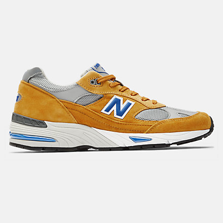 New Balance Made in UK 991, M991YBG image number null