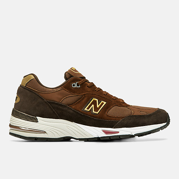 NB Made in UK 991, M991YOX