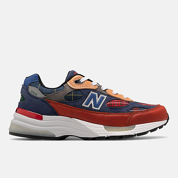 NB Made in US 992, M992AD