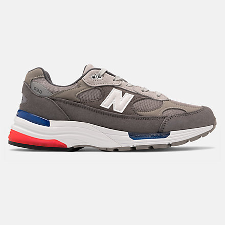 New Balance Made in US 992, M992AG image number null