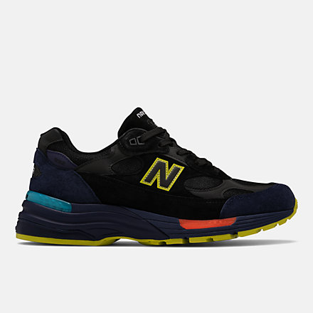 New Balance Made in USA 992, M992LT image number null