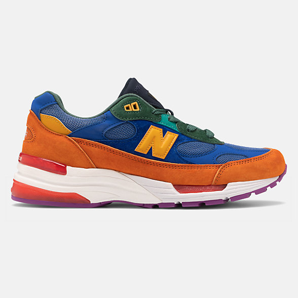 New Balance Made in US 992, M992MC