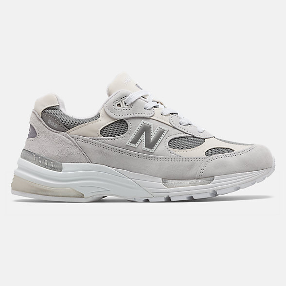 New Balance 美国原产992系列男女同款复古休闲鞋, M992NC