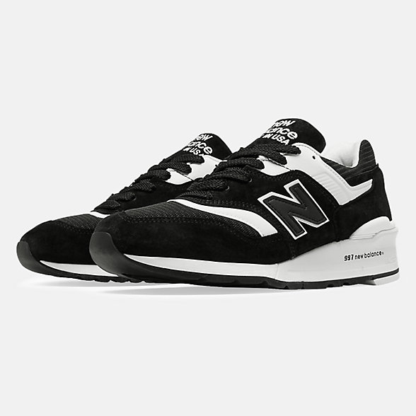 NB Made in US 997, M997BBK