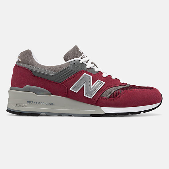 NB Made in US 997, M997BR