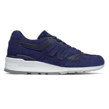 New Balance 997 Made in US Color Spectrum, Pigment with Navy