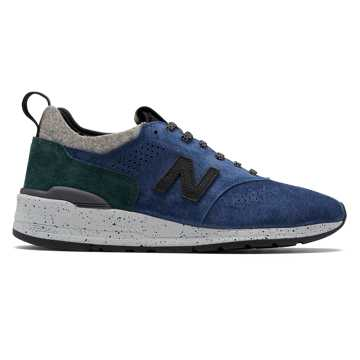 New Balance 997R Made in US, Moroccan Tile with Deep Jade