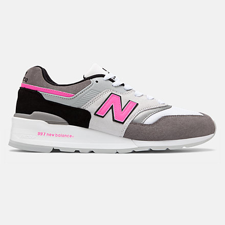 New Balance Made in US 997, M997LBK image number null