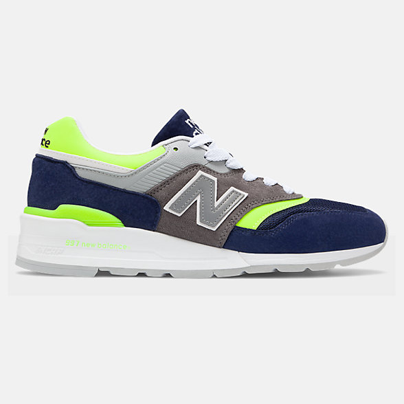 New Balance Made in US 997, M997LBL