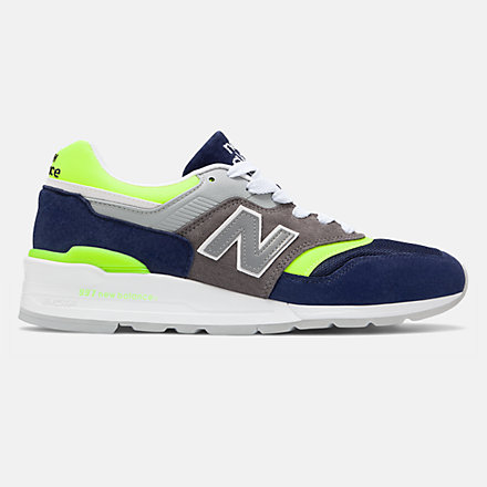 New Balance Made in US 997, M997LBL image number null