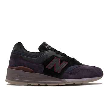 New Balance Made in US 997, Black with Pigment