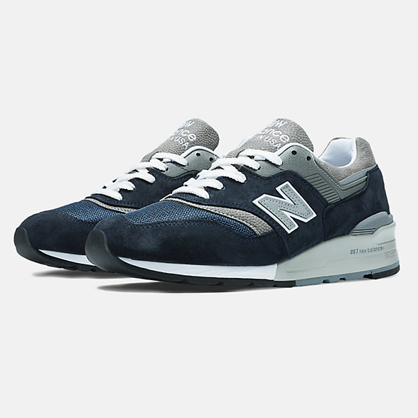 NB Made in US 997, M997NV