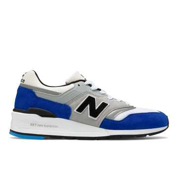 New Balance Made in US 997, Blue with Grey
