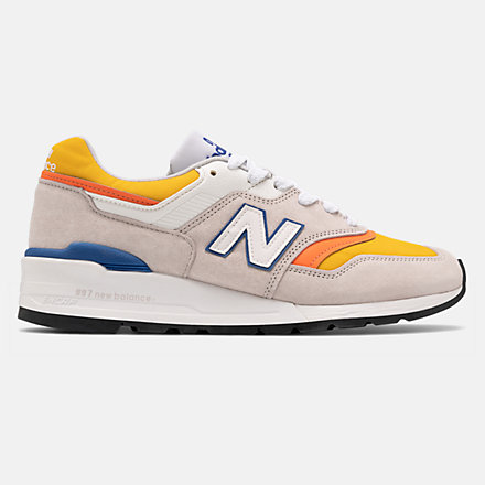 New Balance Made in US 997, M997PT image number null