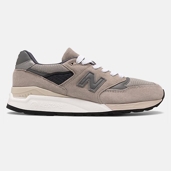 NB Made in US 998, M998BLA