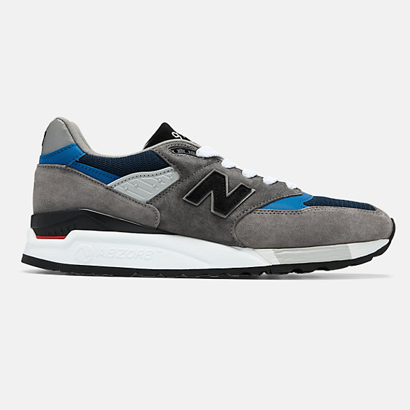 NB Made in US 998, M998NF