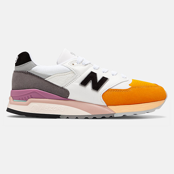 New Balance 美国原产998男女同款复古休闲运动鞋, M998PSD